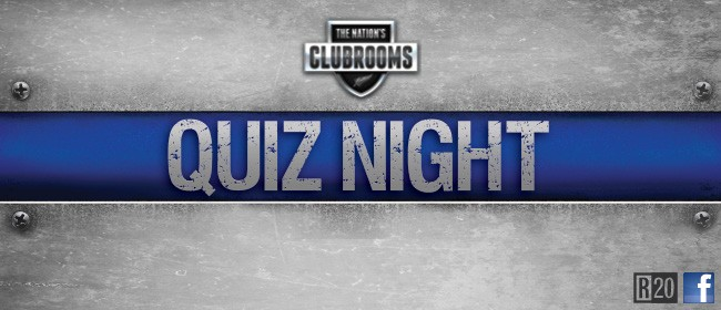 The Nation's Clubrooms Quiz Night