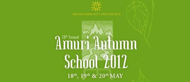 Amuri Autumn School