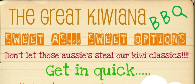 The Great Kiwiana Festival
