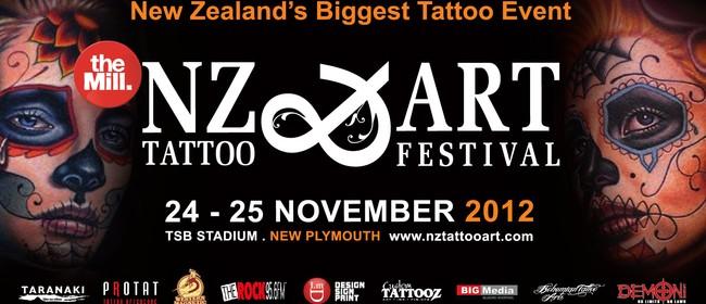 NZ Tattoo & Art Festival