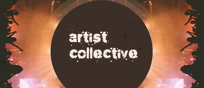Artist Collective: Artist, Event & Tour Management