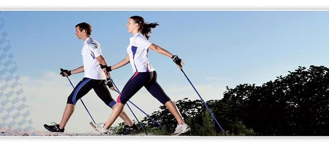 Nordic Walking Health Class