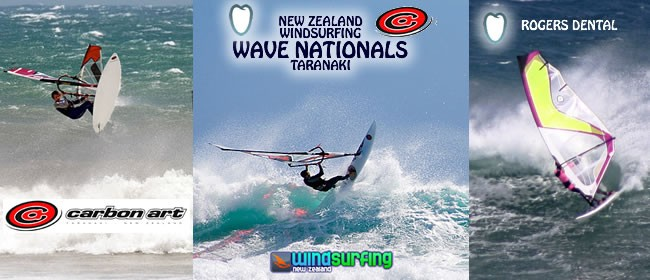 Windsurfing - National Wavesailing Competition 2012