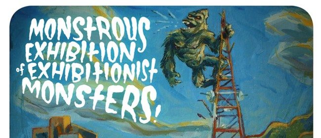 Gavin Mouldey: Monstrous Exhibition of Exhibitionist Monster