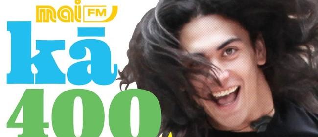 Ka 400 April Holiday Programme 2012