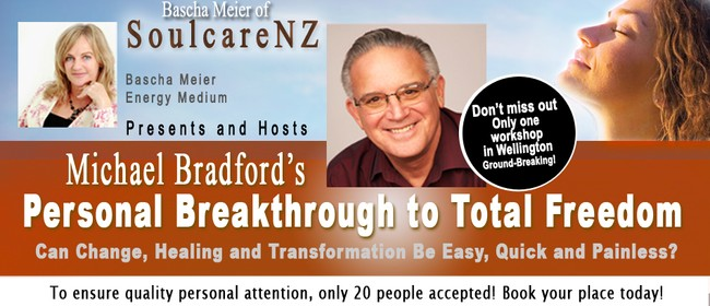 Personal Breakthrough to Total Freedom - 2 Day Workshop
