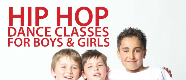 Recreational Hip Hop Dance Class 5-7yrs