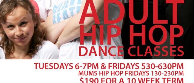 Adult Beginner Hip Hop Dance Class