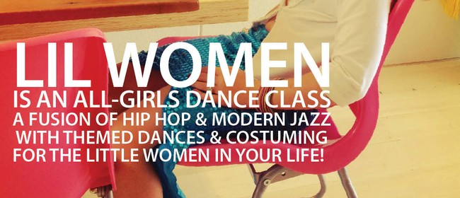 Hip Hop and Jazz Fusion for Girls 6-8yrs
