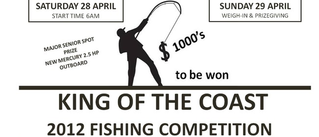 King of the Coast Fishing Competition