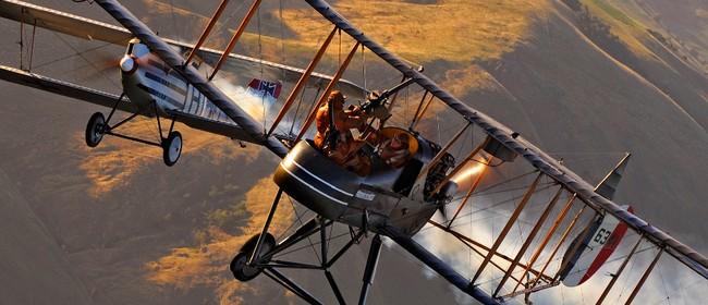 WWI ANZAC Air Show