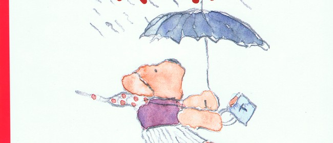 Rufus @ the Rain - A Story and Songs for Children