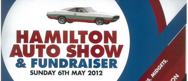 Hamilton Auto Show & Fundrasier