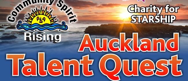 Auckland Talent Quest Final