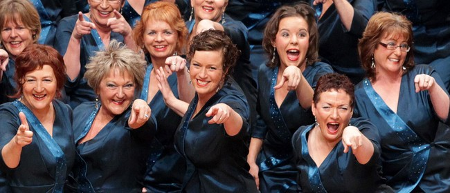 Sweet Adelines NZ Convention/Competition