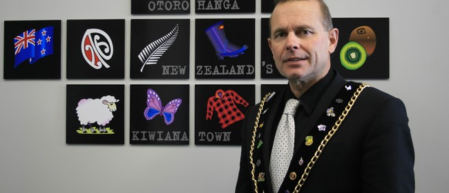 Guest Speaker: Dale Williams - Mayor of Otorohanga