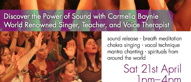 Born Singing / Kirtan Workshop