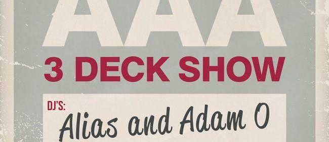 AAA 3 Deck Show