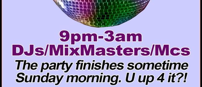 Saturday DJs / MixMasters / MCs