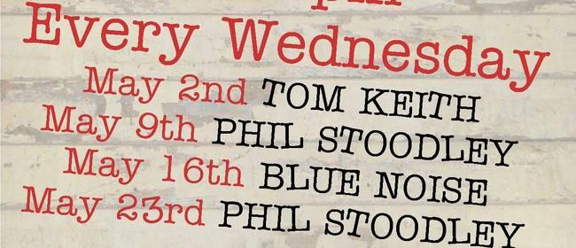 Live Music Wednesday - Tom Keith