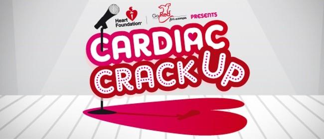 The Heart Foundation presents Cardiac Crack Up