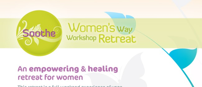 Soothe Women's Workshop Retreat