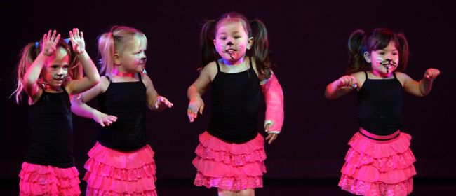 Rhythmz Dance Co - Little Luvlies 2-5 Year Olds