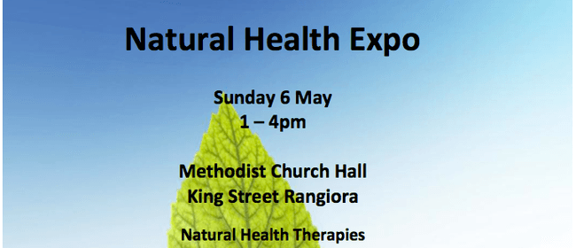 North Canterbury Natural Health Expo