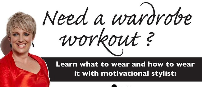 Need a Wardrobe Workout? Learn How With Lisa O'Neill.