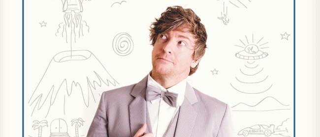 Meet Kiwi Comedic Hero Rhys Darby