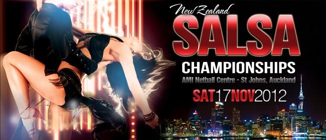2012 New Zealand Salsa Championships