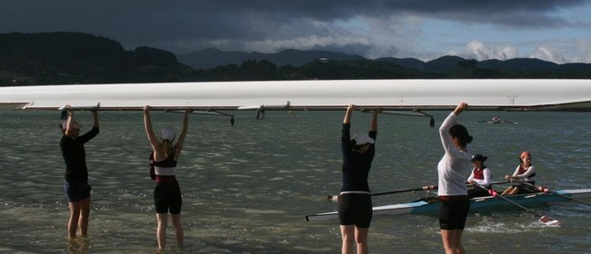 Wellington Rowing Club Open Day