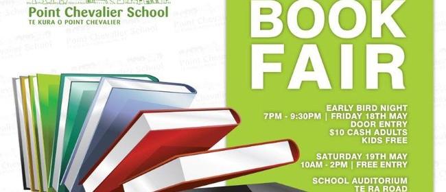 Pt Chevalier School Second Hand Book Fair