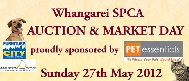 Whangarei SPCA Auction & Market Day