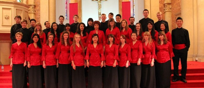Auckland Youth Choir Presents My Spirit Sang All Day