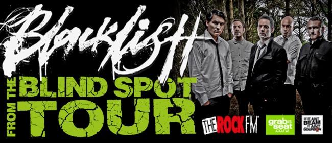 Blacklistt - From The Blind Spot Tour