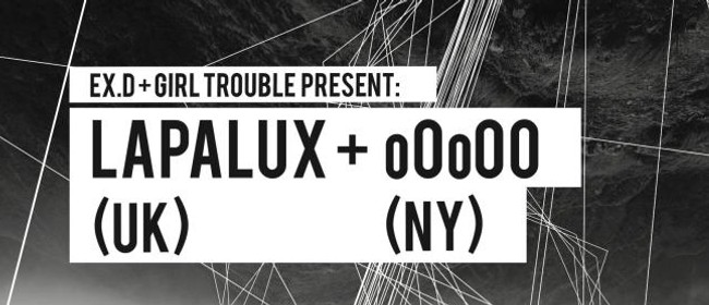 Lapalux (UK) and oOoOO (USA)