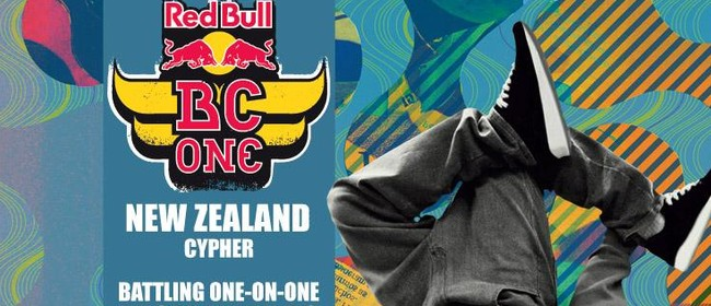 Red Bull BC One NZ Cypher