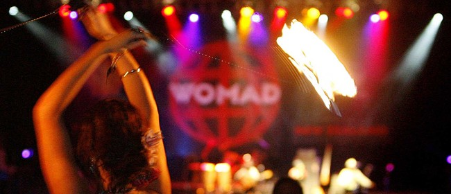 WOMAD NZ 2013