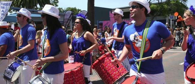 Brazilian Drumming