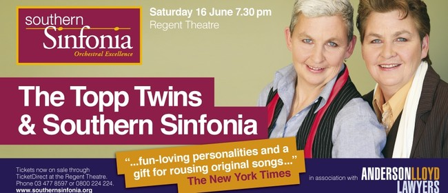 The Topp Twins & Southern Sinfonia