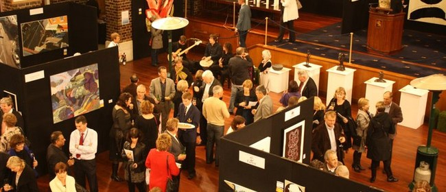 10th Anniversary Art Exhibition Preview Evening