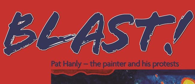 Pat Hanly: Blast