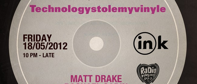 Jaded presents Technologystolemyvinyle