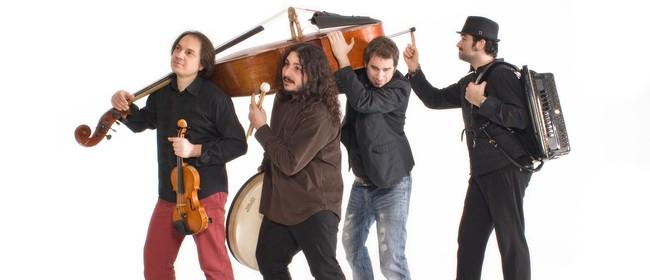 Luca Ciarla Quartet From Italy