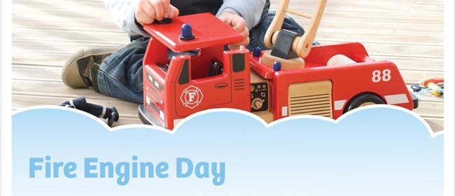 Plunket Fire Engine Day
