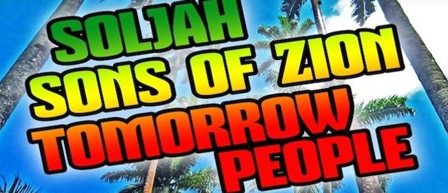 Soljah, Sonz of Zion, Tomorrow People