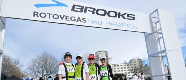 Brooks Rotovegas Half Marathon