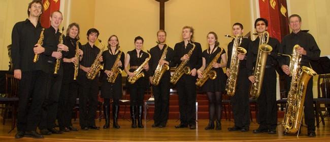 NZSM Classical Saxophone Festival
