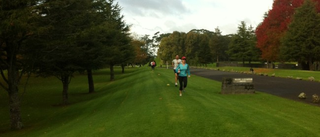 Natural Fitness NZ Workout in the Park #2